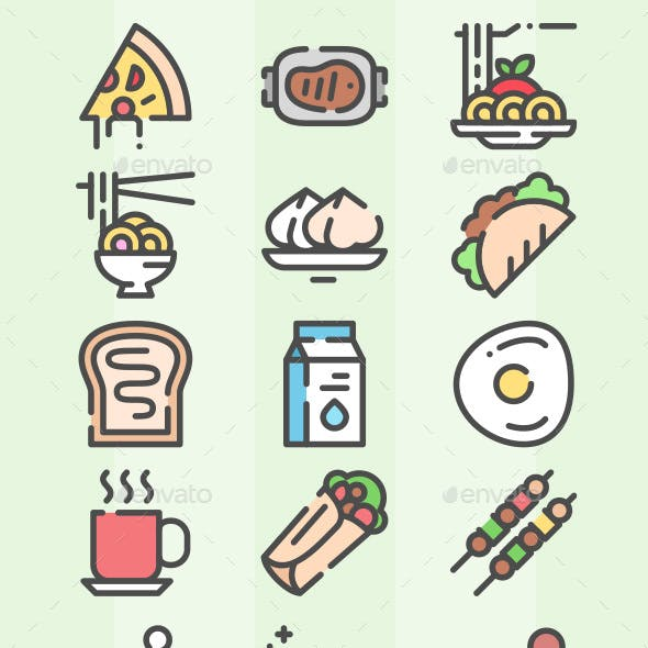 23 Food & Drink Icon