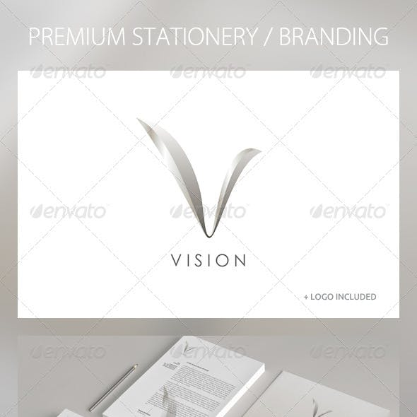 Vision - Corporate Identity