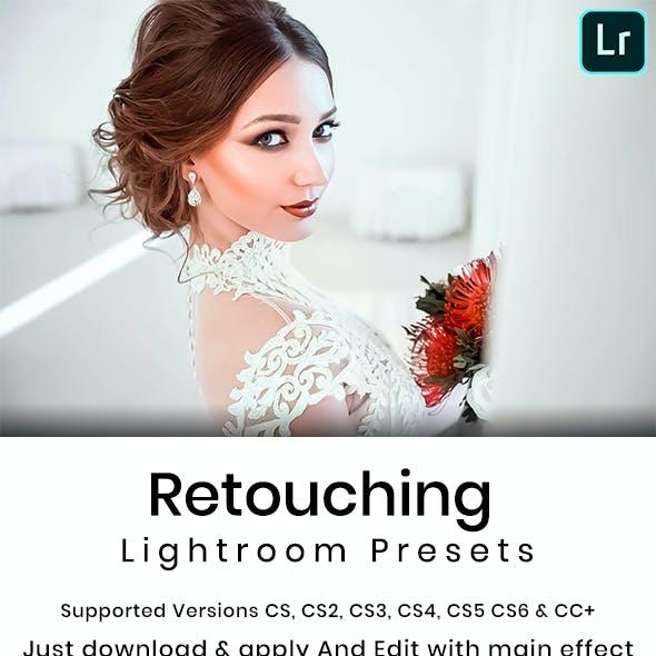 17 Retouching Lightroom Preset