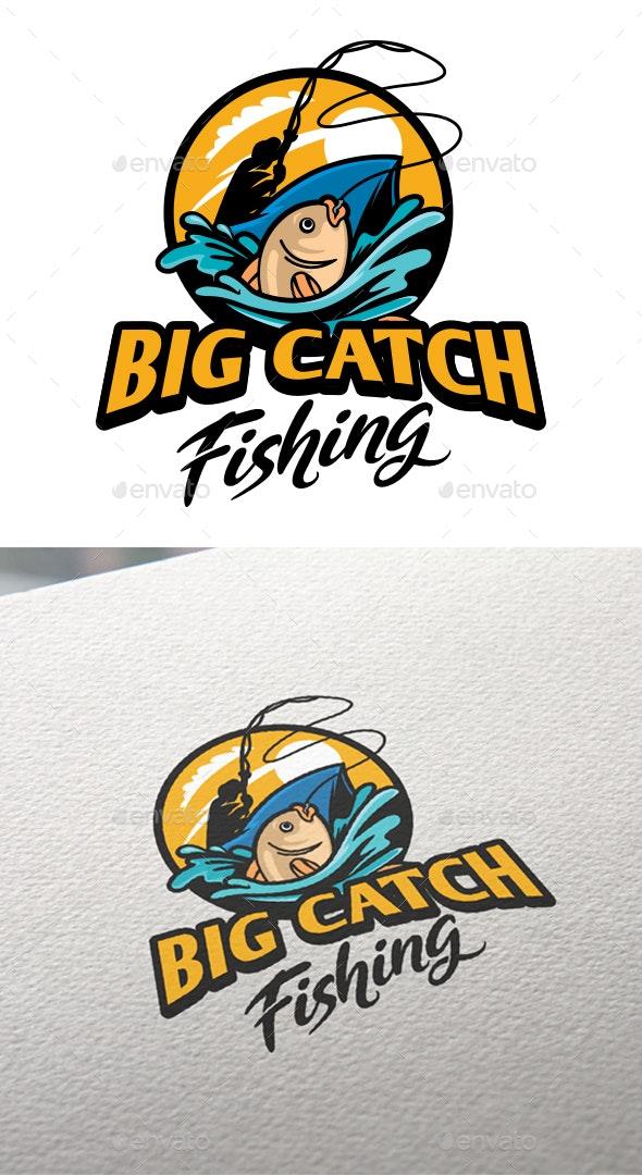 Fishing Logo Templates - Objects Logo Templates