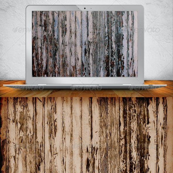 Old Paint Wood Textures