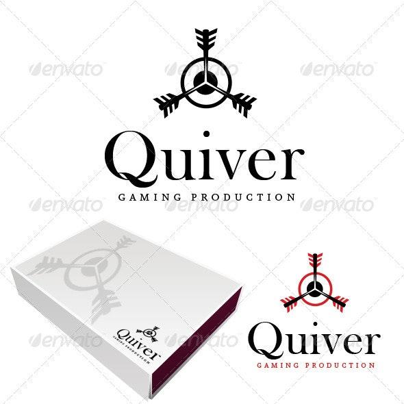Quiver Gaming Production - Logo Templates