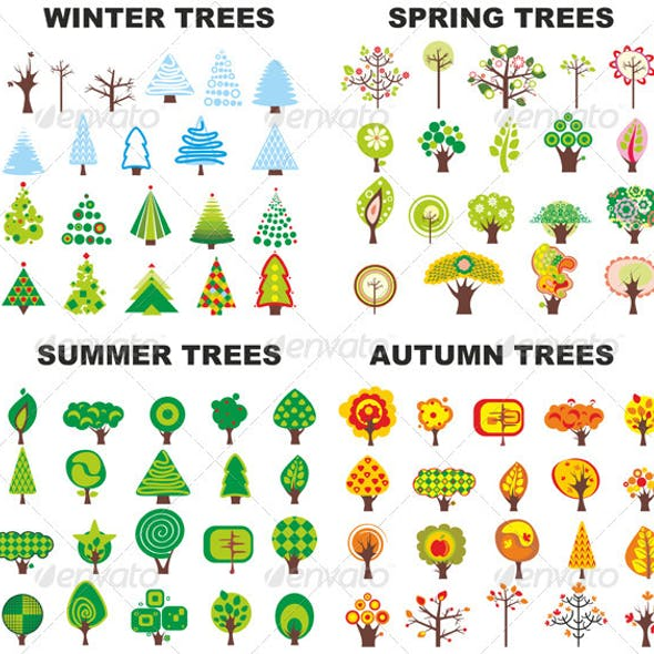 Tree Season Set