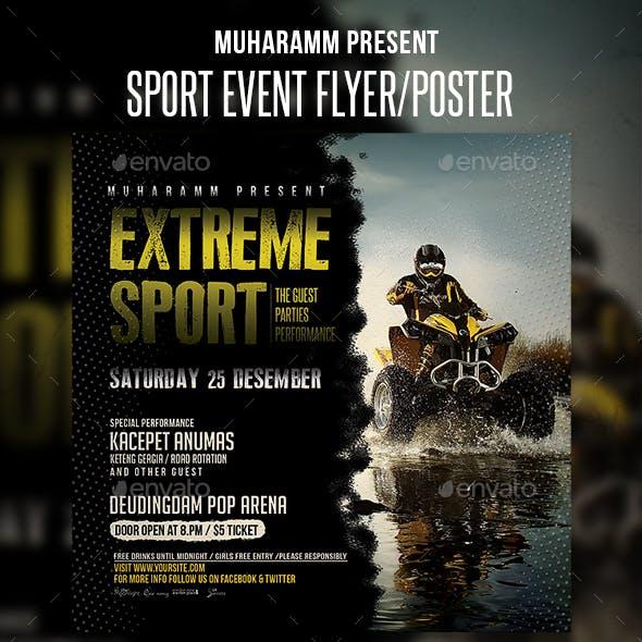 Sport Event Flyer / Templates