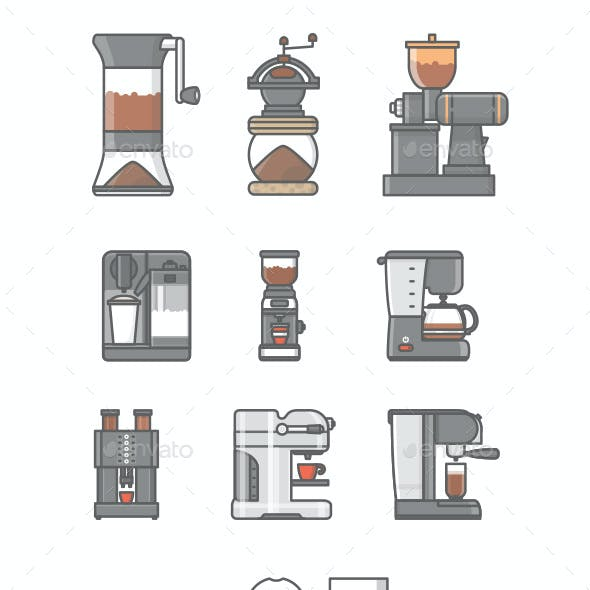 32 Coffee Icon