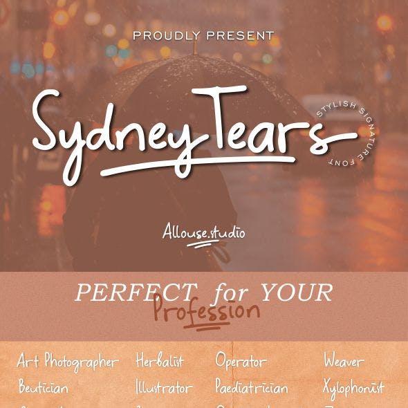 Sydney Tears
