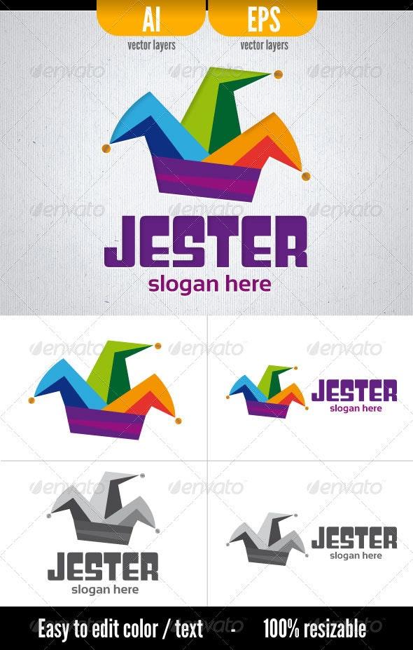 Jester - Objects Logo Templates