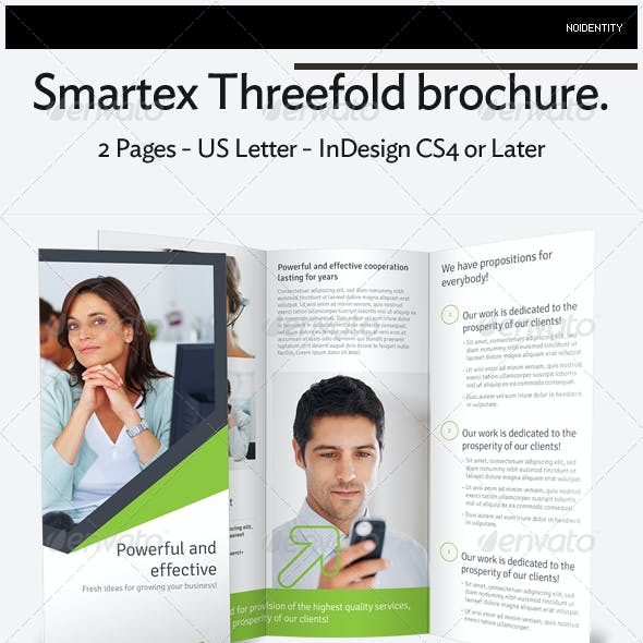 Smartex Threefold Brochure