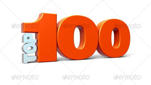 TOP 100 - 3D - Miscellaneous 3D Renders