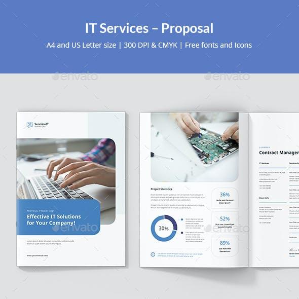IT Services – Proposal