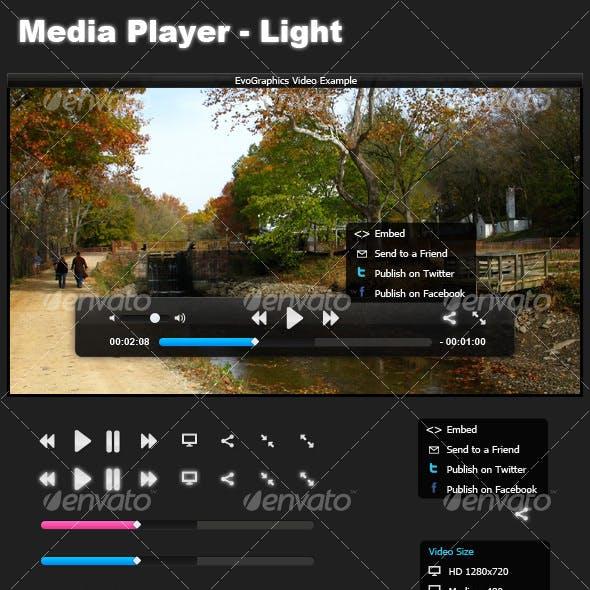Media Player - Light
