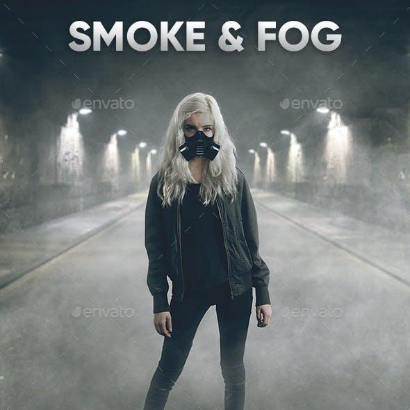 Smoke & Fog Overlays
