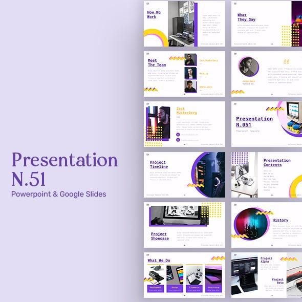 Presentation N51