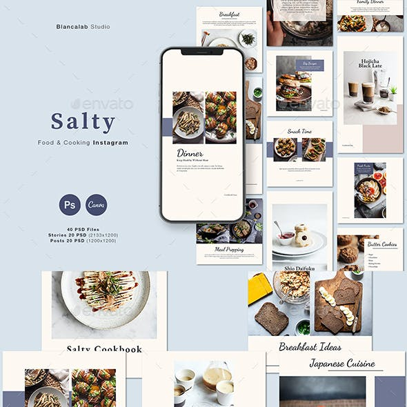 Salty Food Instagram