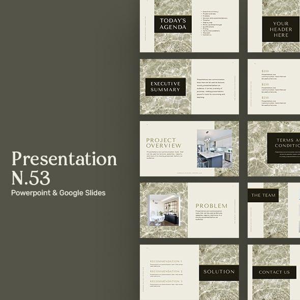 Presentation N53