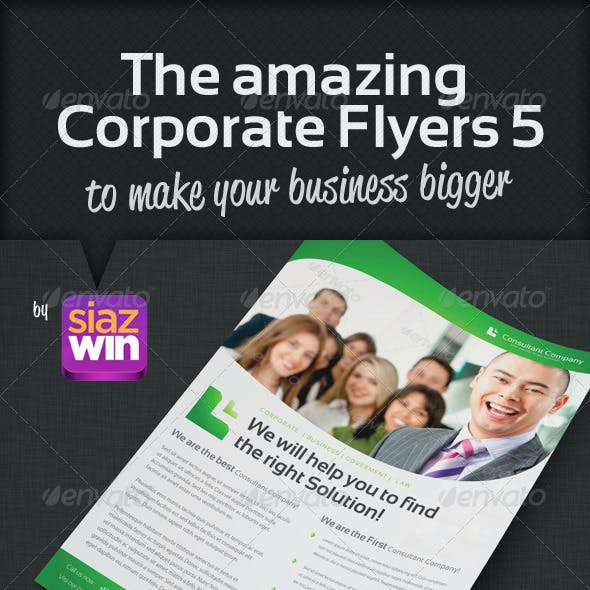 The Corporate Flyers 5