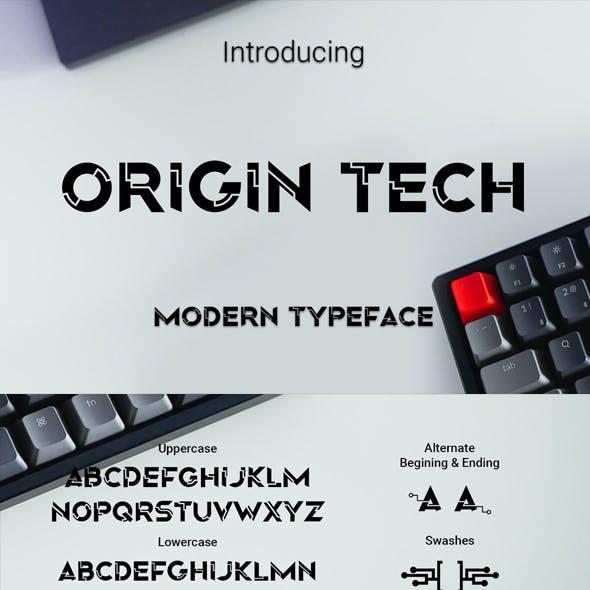 Origin Tech