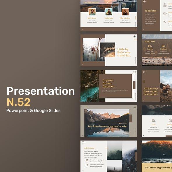 Presentation N52