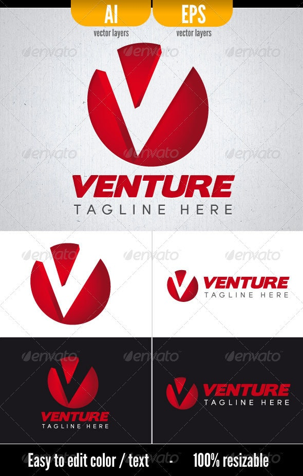 Venture - Vector Abstract