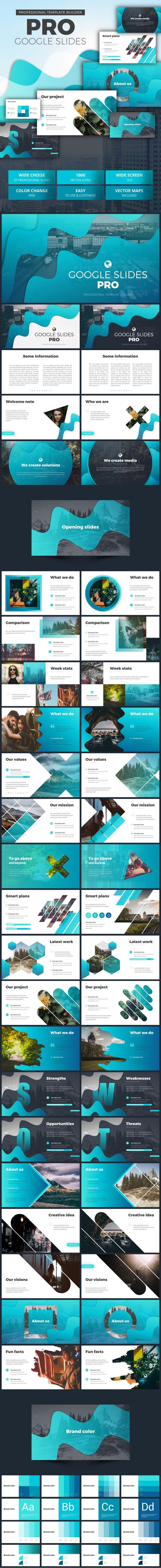 Google Slides Proposal - Google Slides Presentation Templates