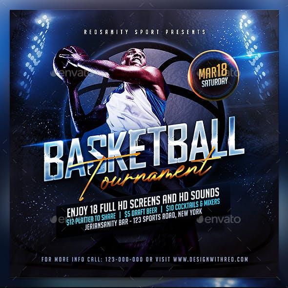 Basketball Flyer