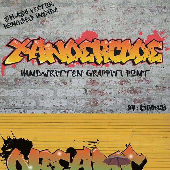 Xandercode Graffiti
