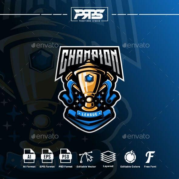Trophy Esport Logo