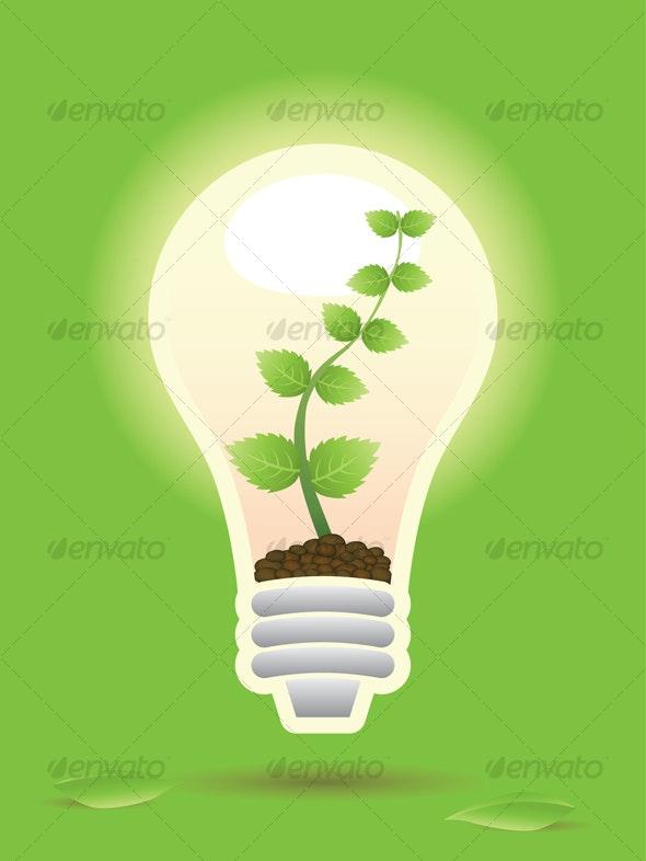 Green Energy - Characters Vectors