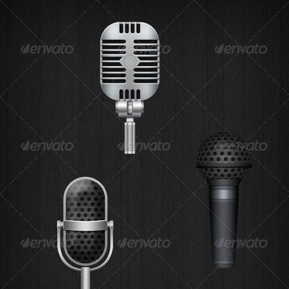 Microphone Collection