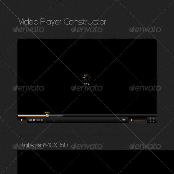 Video Player Constructor