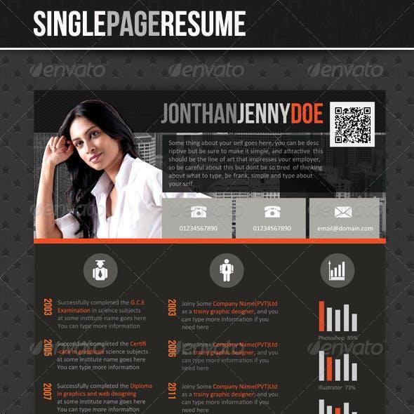 Dark Profession - Resume