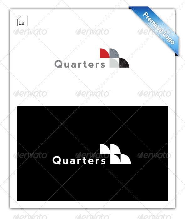 Finance Logo - Builders Logo - Tile Shop Logo  - Abstract Logo Templates
