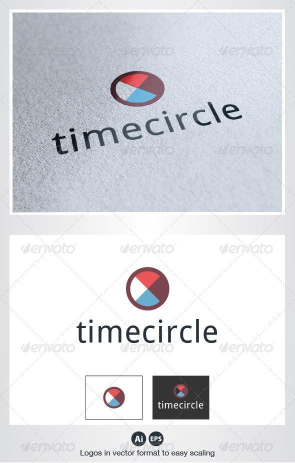 Time Circle Logo - Symbols Logo Templates