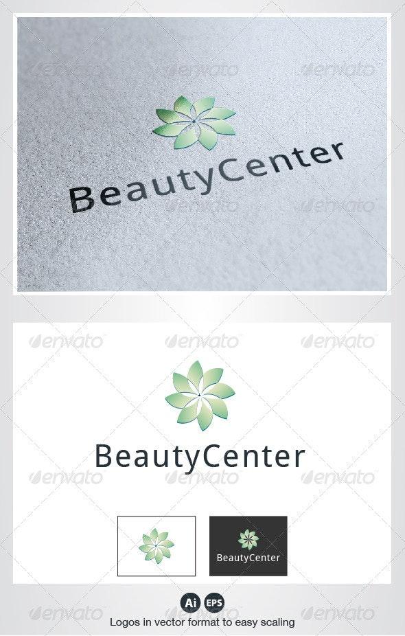 Beauty Center Logo - Nature Logo Templates