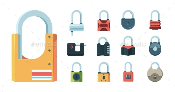 Lock Set - Objects Vectors