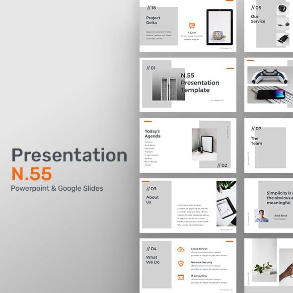 Presentation N55