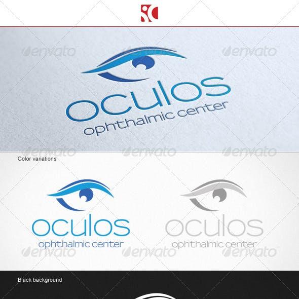 Oculus Logo Template