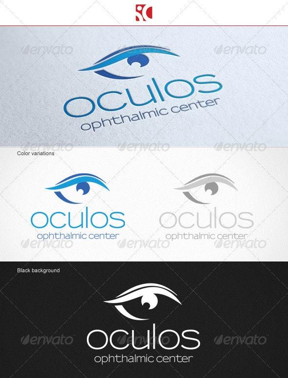 Oculus Logo Template - Symbols Logo Templates