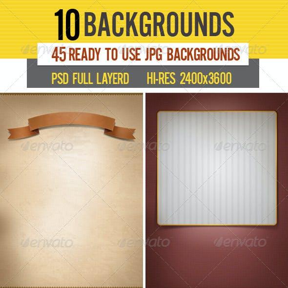 10 Background