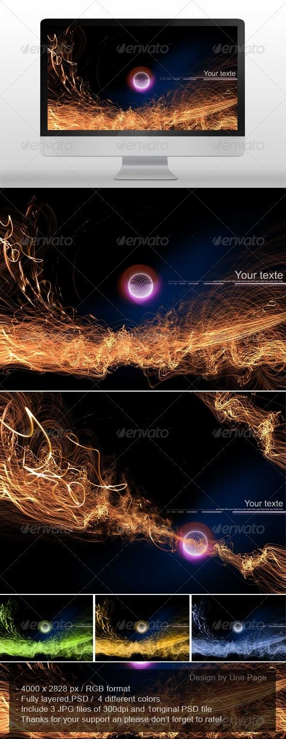 Abstract Background - Abstract Backgrounds