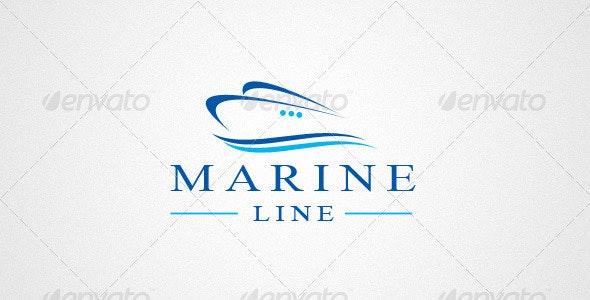 Marine & Transport Logo  - Objects Logo Templates
