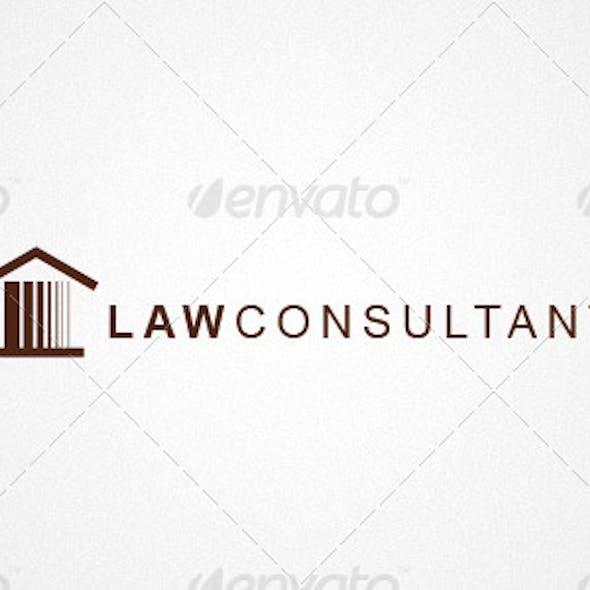 Attorney & Law Logo