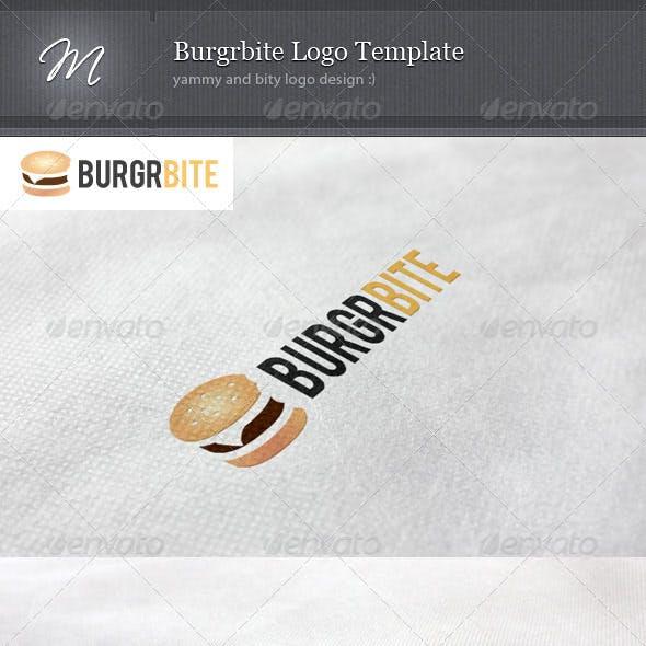 Burgrbite Logo Template