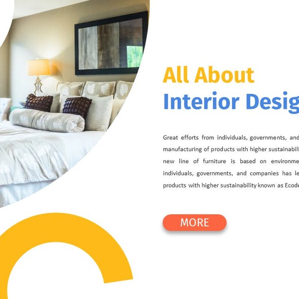 Vorma Interior & Furniture Keynote Template