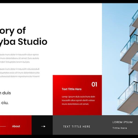 Foxyba – Business PowerPoint Template