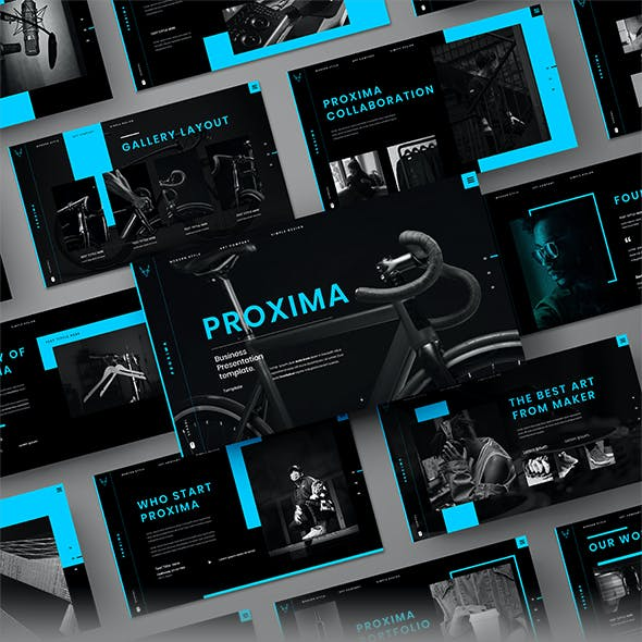 Proxima – Business Google Slides Template