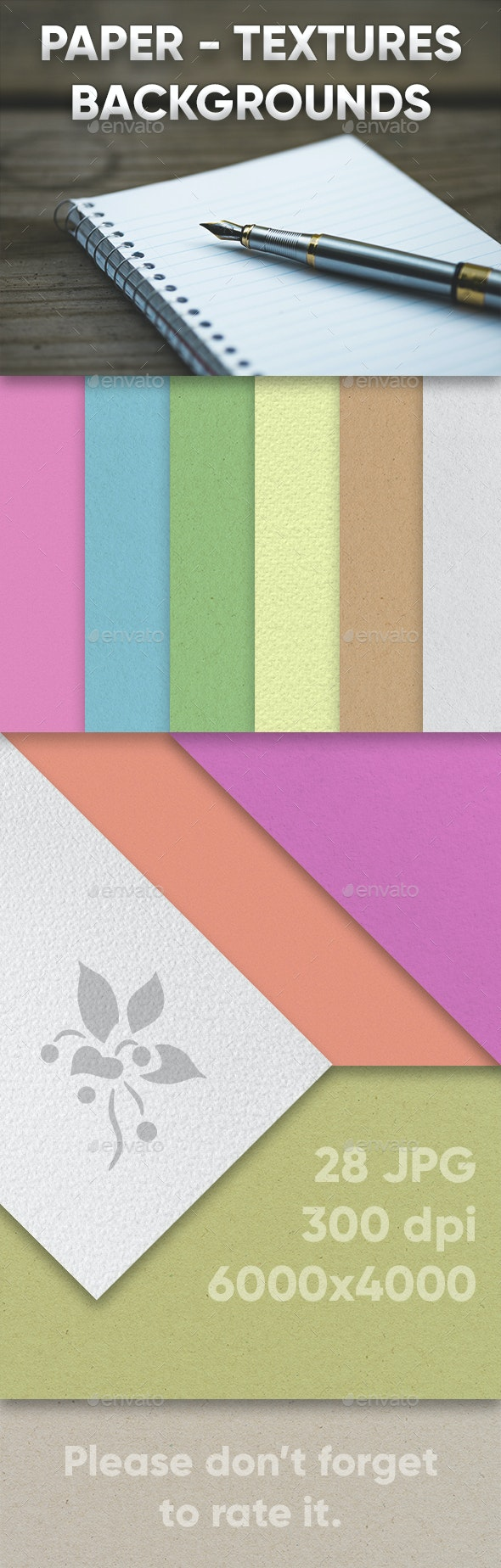 Papers - Textures & Backgrounds - Backgrounds Graphics