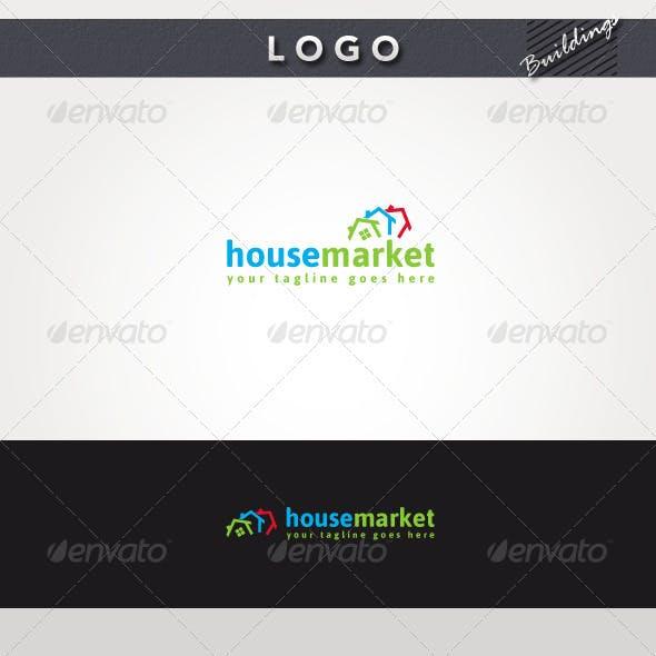 House Market Logo