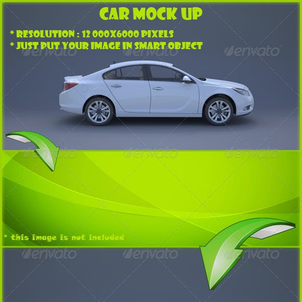 Car Mock Up
