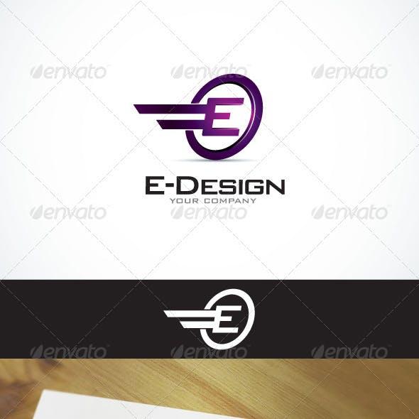 Logo Template - E Design